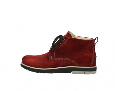 wolky veterboots 9393 brisbane winter 450 rood suede_2