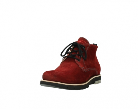 wolky veterboots 9393 brisbane winter 450 rood suede_21