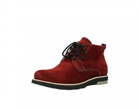 wolky veterboots 9393 brisbane winter 450 rood suede_22