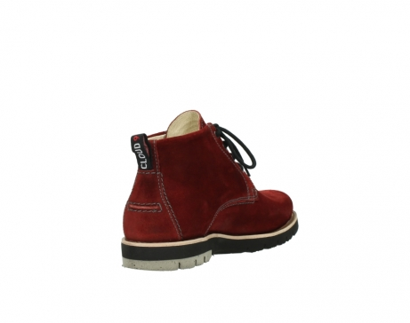wolky veterboots 9393 brisbane winter 450 rood suede_9