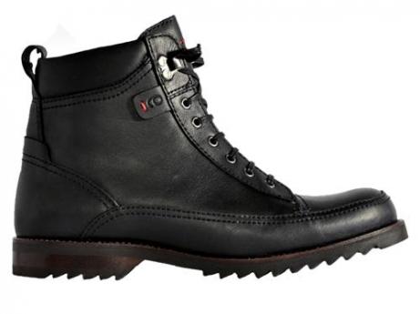 wolky boots 9401 bull 500 schwarz leder