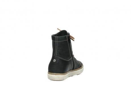 wolky boots 9453 ontario 500 schwarz leder_8