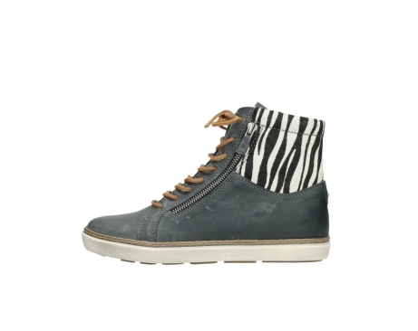 wolky boots 9453 ontario 522 smog zebradruck leder_1