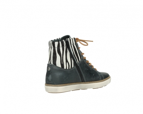 wolky boots 9453 ontario 522 smog zebradruck leder_10