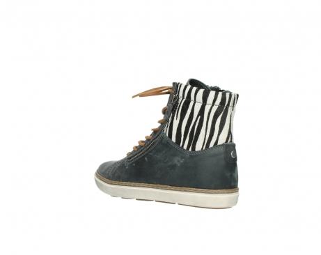 wolky boots 9453 ontario 522 smog zebradruck leder_4