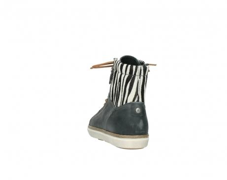 wolky boots 9453 ontario 522 smog zebradruck leder_6