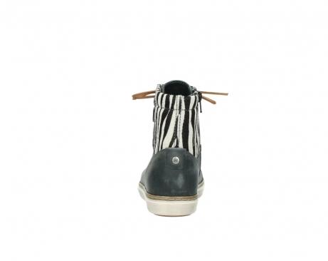 wolky boots 9453 ontario 522 smog zebradruck leder_7