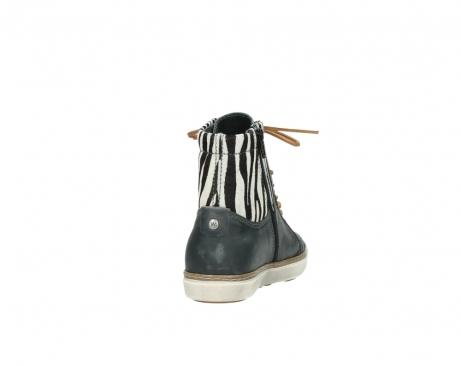 wolky boots 9453 ontario 522 smog zebradruck leder_8