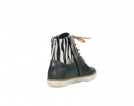 wolky boots 9453 ontario 522 smog zebradruck leder_9