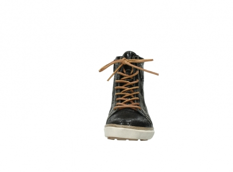 wolky boots 9453 ontario 900 schwarz craquele leder_19