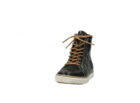 wolky boots 9453 ontario 900 schwarz craquele leder_20