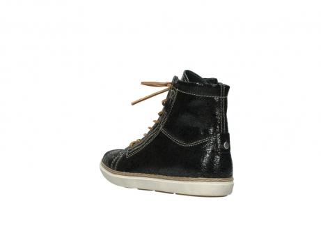 wolky boots 9453 ontario 900 schwarz craquele leder_4