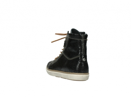 wolky boots 9453 ontario 900 schwarz craquele leder_5