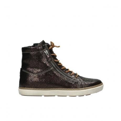 wolky boots 9453 ontario 930 braun craquele leder