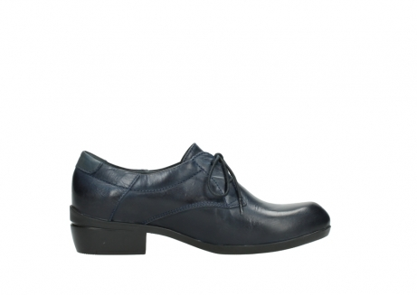 wolky lace up shoes 00958 yuba 30800 blue leather_13