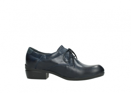 wolky lace up shoes 00958 yuba 30800 blue leather_14