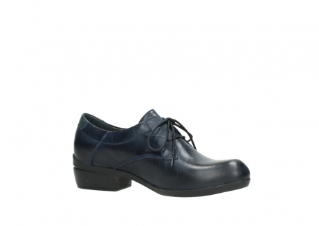 wolky lace up shoes 00958 yuba 30800 blue leather_15