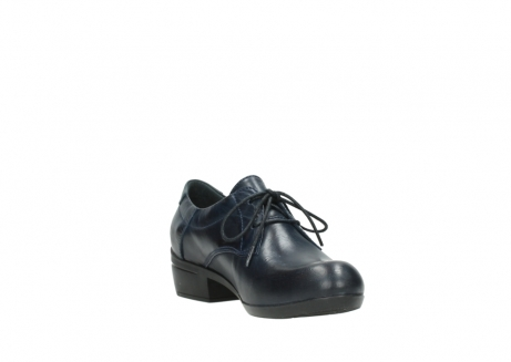 wolky lace up shoes 00958 yuba 30800 blue leather_17