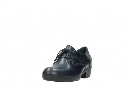 wolky lace up shoes 00958 yuba 30800 blue leather_21