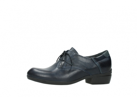 wolky lace up shoes 00958 yuba 30800 blue leather_24