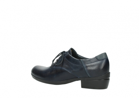 wolky lace up shoes 00958 yuba 30800 blue leather_3