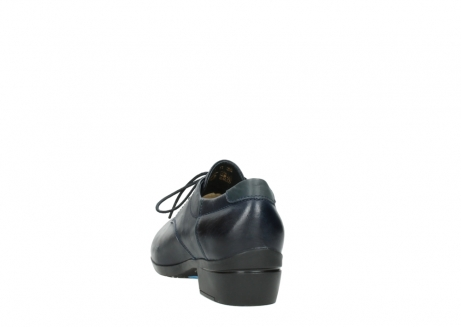 wolky lace up shoes 00958 yuba 30800 blue leather_6