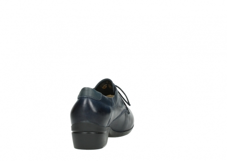 wolky lace up shoes 00958 yuba 30800 blue leather_8