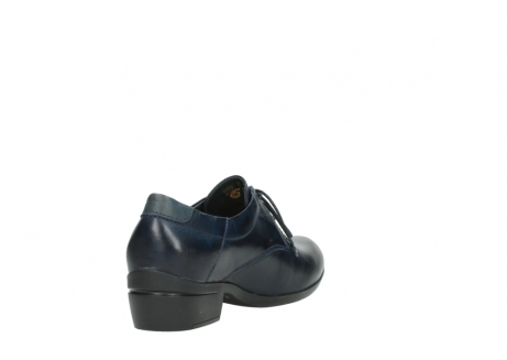 wolky lace up shoes 00958 yuba 30800 blue leather_9