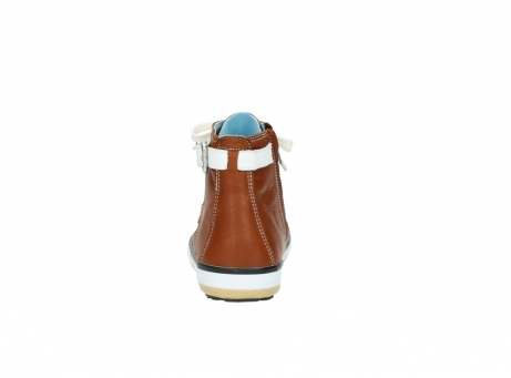 wolky lace up shoes 01225 biker 20430 cognac leather_7