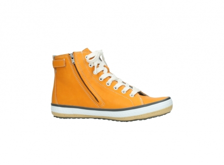 wolky lace up shoes 01225 biker 20550 orange leather_14