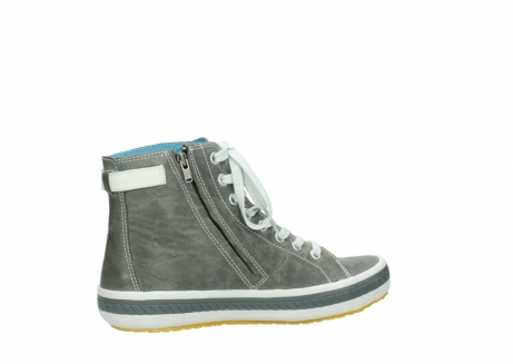 wolky lace up shoes 01225 biker 30200 grey leather_11