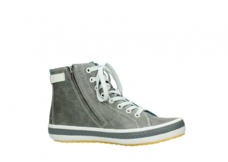 wolky lace up shoes 01225 biker 30200 grey leather_14