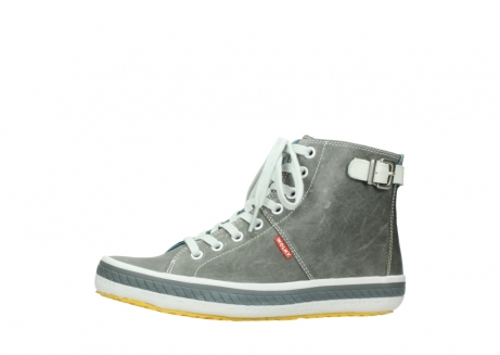 wolky lace up shoes 01225 biker 30200 grey leather_24