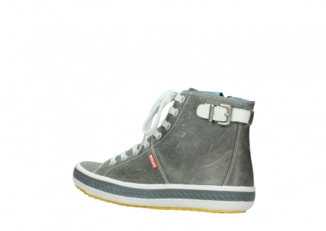 wolky lace up shoes 01225 biker 30200 grey leather_3