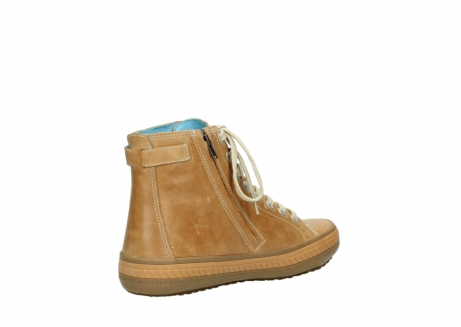 wolky veterschoenen 01225 biker 30400 naturel leer_10