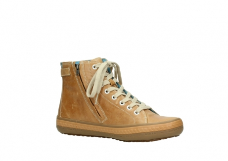 wolky veterschoenen 01225 biker 30400 naturel leer_15