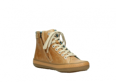 wolky veterschoenen 01225 biker 30400 naturel leer_16