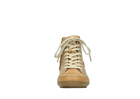 wolky veterschoenen 01225 biker 30400 naturel leer_19