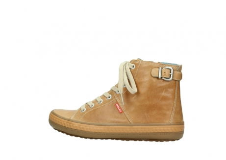 wolky veterschoenen 01225 biker 30400 naturel leer_2