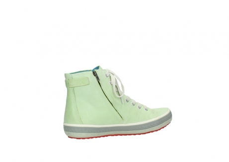 wolky lace up shoes 01225 biker 30750 lime leather_11