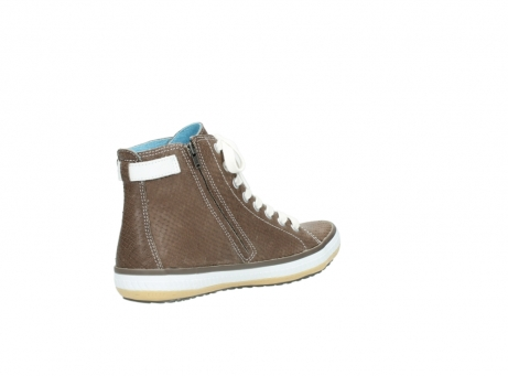 wolky chaussures a lacets 01225 biker 60150 cuir taupe_10
