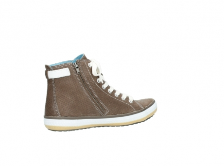 wolky chaussures a lacets 01225 biker 60150 cuir taupe_11