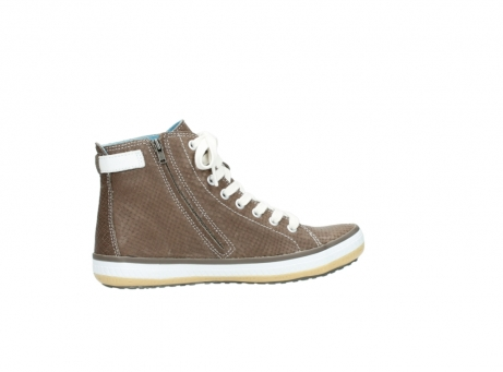 wolky chaussures a lacets 01225 biker 60150 cuir taupe_12