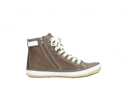 wolky chaussures a lacets 01225 biker 60150 cuir taupe_13