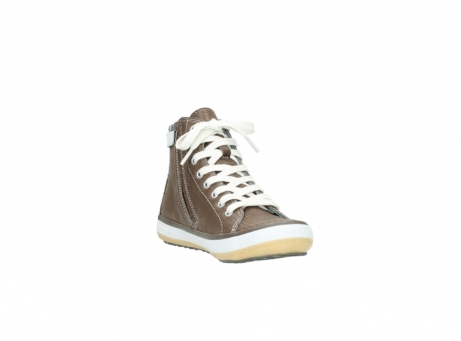 wolky chaussures a lacets 01225 biker 60150 cuir taupe_17