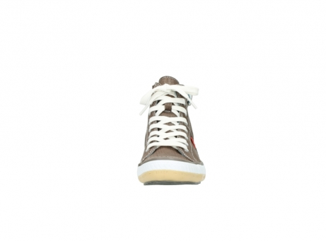 wolky chaussures a lacets 01225 biker 60150 cuir taupe_19
