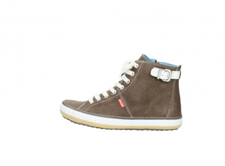 wolky chaussures a lacets 01225 biker 60150 cuir taupe_2