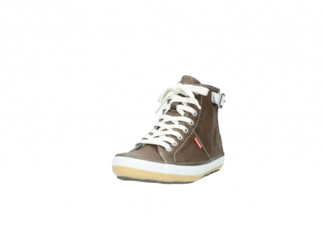wolky chaussures a lacets 01225 biker 60150 cuir taupe_21