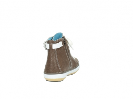 wolky chaussures a lacets 01225 biker 60150 cuir taupe_8