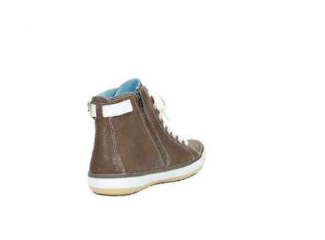 wolky chaussures a lacets 01225 biker 60150 cuir taupe_9